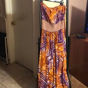 BCBGMaxAzria Dresses - Bcbg maxi dress